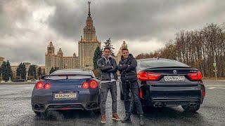 Дима Гордей GTR VS BMWX6M. Как Поднялся Игорь Рыбаков. Ресторан Северяне