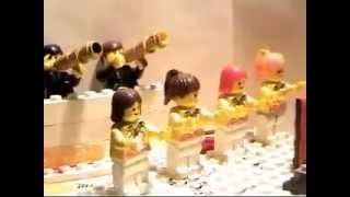 Lego Tap Dance Sequence