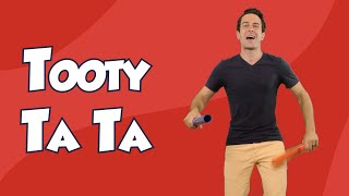 Tooty Ta | Movement Song for Kids | All Ages | Tooty Ta Boomwhackers Prodigies