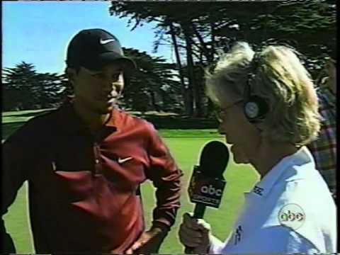 2005 World Golf Championships at Harding Park - Woods Beats Daly