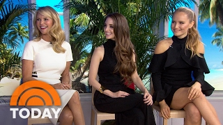Christie Brinkley's Daughter Alexa: I Was Nervous Before Sports Illustrated Shoot | TODAY
