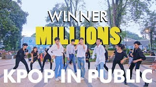 [KPOP IN PUBLIC CHALLENGE] WINNER _ 'MILLIONS' Dance Cover by XP-TEAM from Indonesia