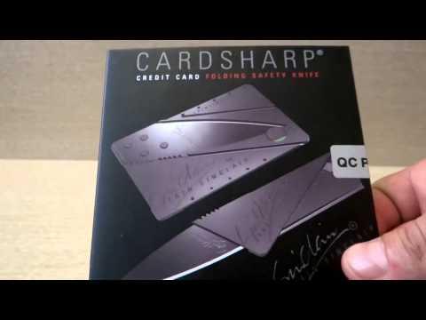 нож Card Sharp