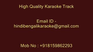 Banda Parwar Tham Lo Jigar - Karaoke - Phir Wohi Dil Laya Hoon (1963) - Mohammad Rafi