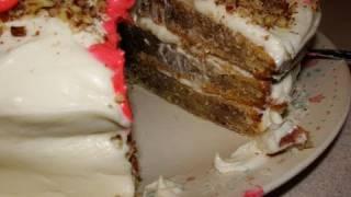 Happy Birthday Yoyomax12 - Paula Deen Hummingbird Cake (fail! Sort Of)