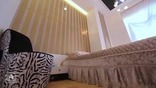 Затишна спальня в Бішкеку