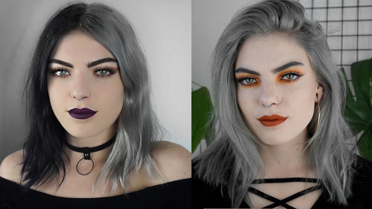 How I Went From Black To Silver Hair In