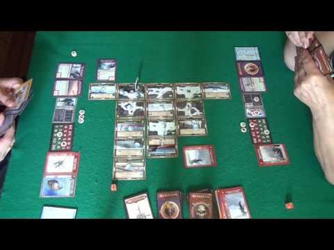 Подземелье. Царство Ледяной Ведьмы 2/2 часть - играем в настольную игру