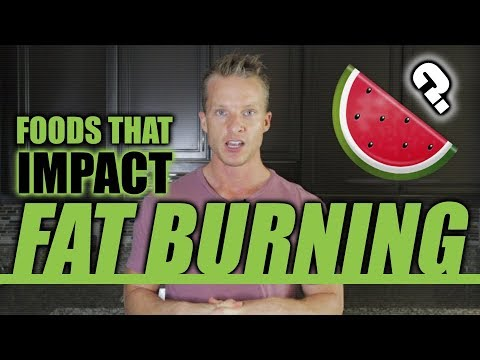 FOODS THAT NEGATIVELY IMPACT FAT BURNING [GLYCEMIC INDEX VS. GLYCEMIC LOAD]