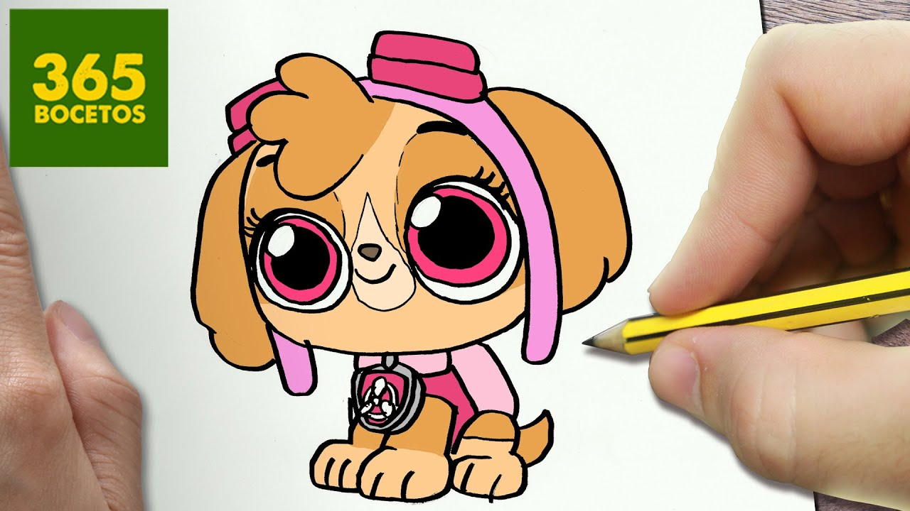 Dibujos Animados De Perritos Tiernos