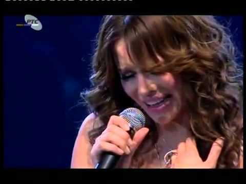Severina feat Goran Bregović - Ružica si bila - (LIVE) - Arena Beograd - RTS - 2009