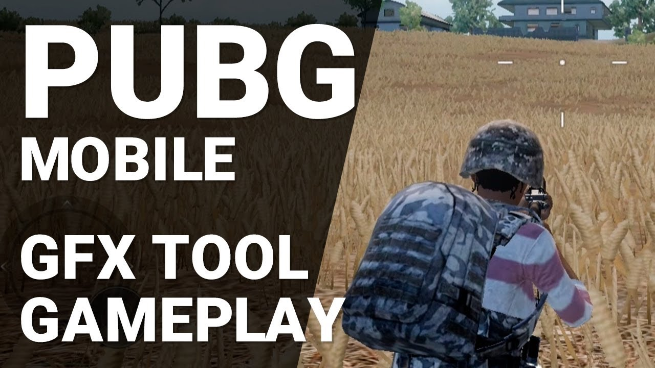 How to improve the graphics in PUBG Mobile with the app GFX Tool