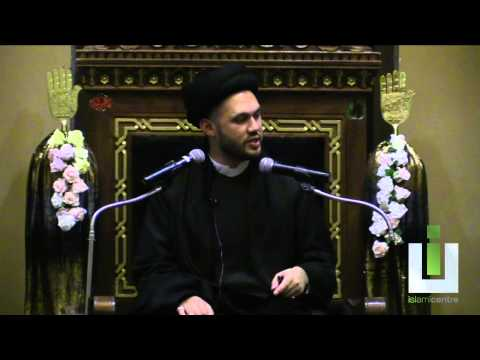 Perfection of God's Creations - 2nd Night Muharram 1435 - Maulana Sayyid Ali Abbas Razawi