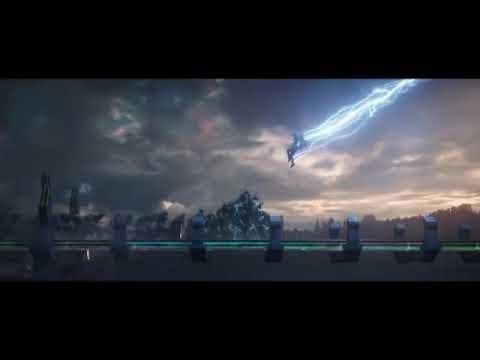 Thor Ragnarok Thor God Of Thunder With Odin Force Youtube