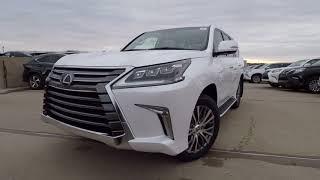 Video 2018 Lexus LX 570 Two-Row Schaumburg IL 180240 download MP3, 3GP, MP4, WEBM, AVI, FLV Mei 2018