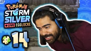 we bacc (Pokemon Storm Silver Egglocke #14)