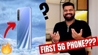 India's First 5G Smartphone??? A Funny Story 🤣The RACE of 5G Smartphones🔥🔥🔥