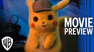 Gambar cover Pokémon Detective Pikachu | Full Movie Preview | Warner Bros. Entertainment