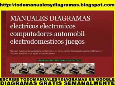 todo manuales y diagramas electricos electronicos mecanica