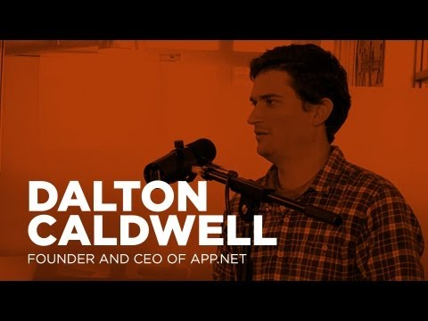 - Startups - Dalton Caldwell of App.net -TWiST #306