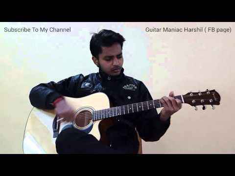 Guitar khamoshiyan guitar tabs : Khamoshiyan song acoustic guitar cover- by Harshil - YouTube