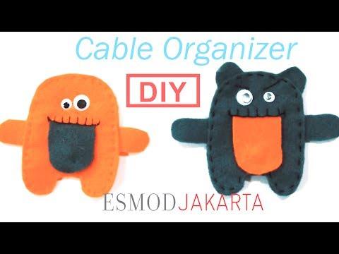 ESMOD Jakarta | Easy DIY Cable Organizer
