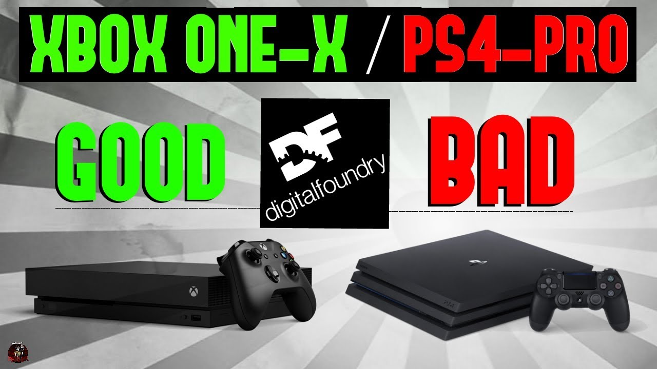 BAD News For PS4 Pro, GREAT News For Xbox One X! - PS4 Pro News - Xbox One X News - YouTube