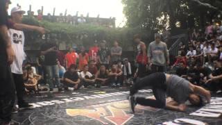 Flava session vol.5 x move mania crew 5 anniversary Reformerz crew VS Boyz in the hood