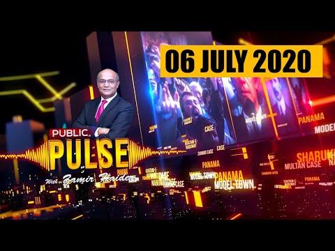Public Pulse - Monday 6th July 2020