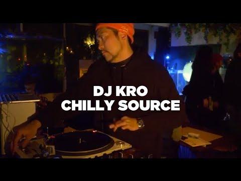 DJ Kro • Chilly Source Takeover (Tokyo) • Le Mellotron