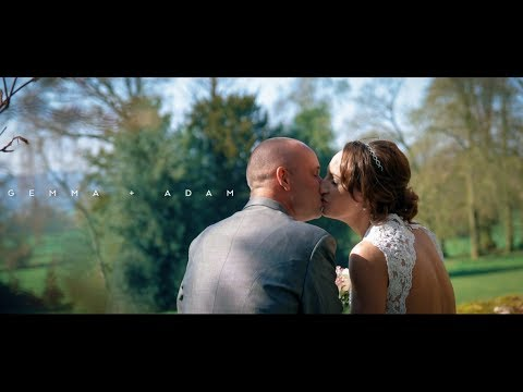 Gemma & Adam: Wedding Film at The Upper House, Barlaston