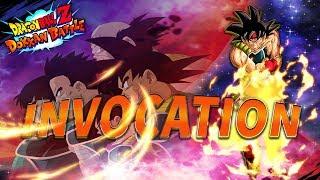 INVOCATION 600 DS BARDOCK LR! SATAN SUR BUU LE SAUVEUR!! DOKKAN BATTLE - FR