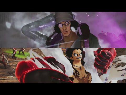 ONE PIECE Pirate Warriors 4 - Online Co-op Trailer