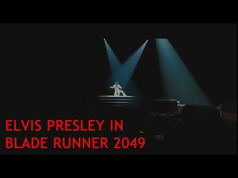 Elvis Presley in Blade Runner 2049