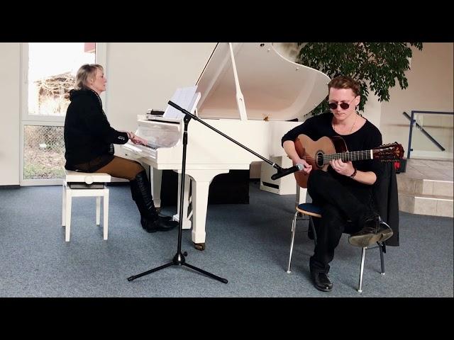 Sahara - Willy Astor (Swetlana Weimer & Dimitri Bekdurdyew)