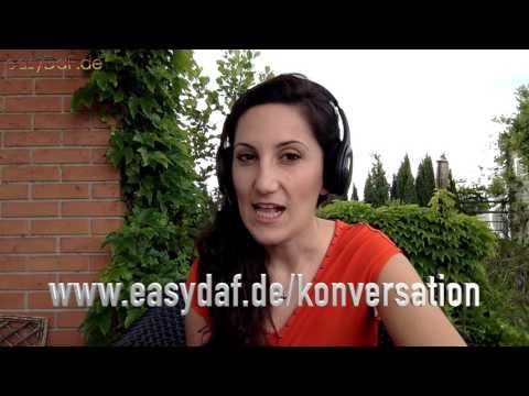 Einfach besser Deutsch sprechen - Folge 4