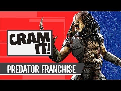 Every Movie With The Predator - CRAM IT