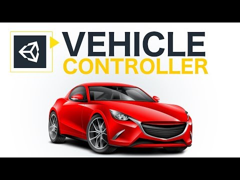 Unity3D How To: Driving With Wheel Colliders