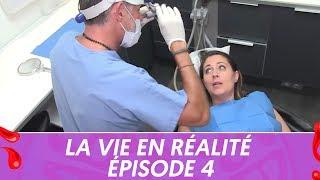 La vie en réalité de Magali Berdah : La peur du dentiste (Episode 4)