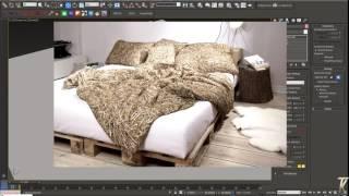 Advanced Cloth Simulation Tutorial  PART : 01   3DSMAX    HINDI