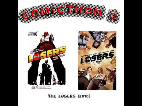 The Losers (2010) Movie Review