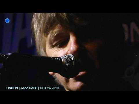 NEIL FINN 24/10/2010 ONLY TALKING SENSE Jazz Cafe London