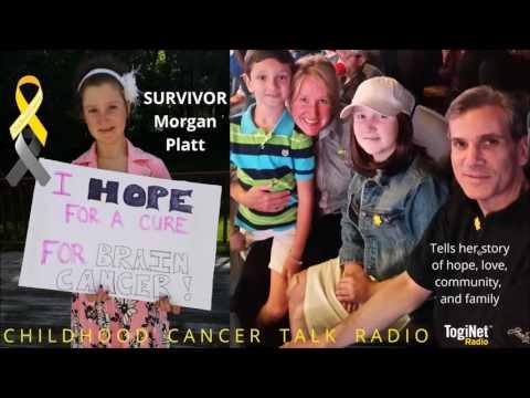 Morgan Platt defies Glioblastoma