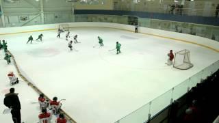 Хоккей  07/12/2014 Кривой Рог - Донецк