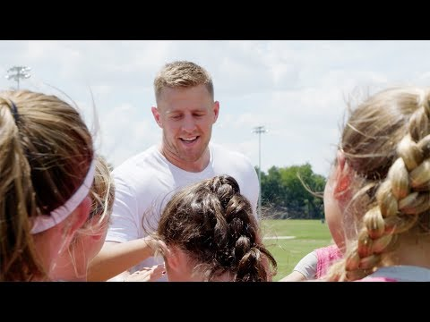 JJ Watt: A Different Kind of Football
