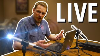 Live streaming on the go has never been easier... (ZCAM E2 & HOTEL STREAM)