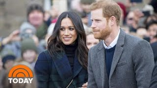 Prince Harry And Meghan Markle Retreat From Royal Duties: New Details Emerge | TODAY