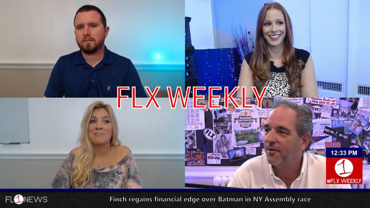 Cooling off for your October weekend ahead .::. FLX Weekly with Jessica Lahr 10/10/18