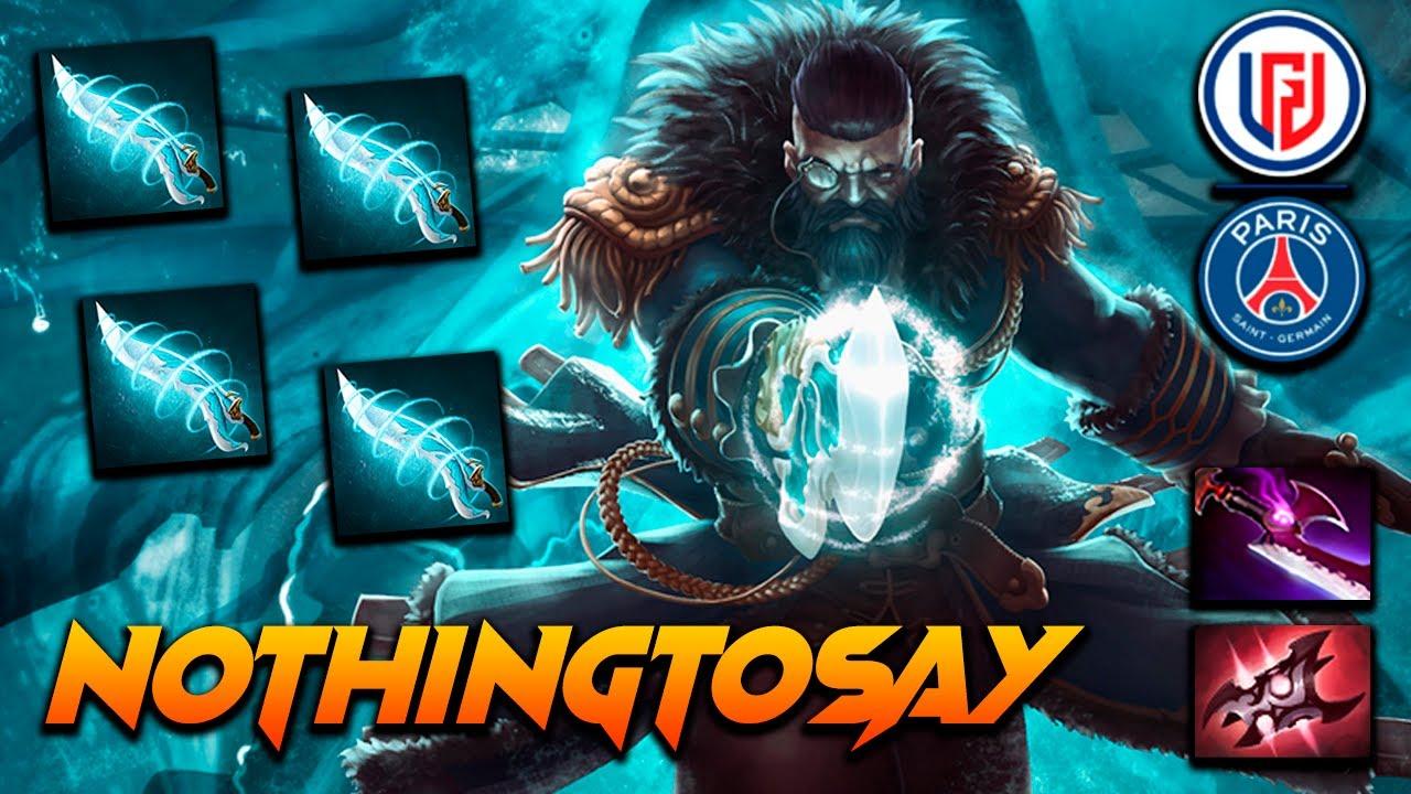 Download NothingToSay Kunkka - PSG.LGD vs Virtus.Pro - Dota 2 The International 10 [Watch & Learn]