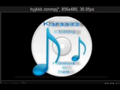 Mere hosh le ho  ( Bandish )  Free karaoke with lyrics by Hawwa -
